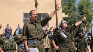 Li nav refên YPG'ê ciwanekî Tirk: Bi rihê Gezî li Kobanê me