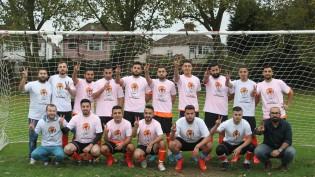 Bozcader FC'den Kobane'ye Destek
