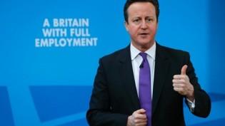 David Cameron'dan İşsiz Kalmayacak Sözü