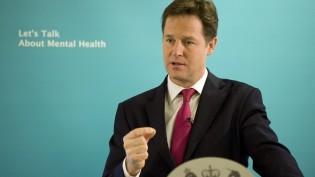 Nick Clegg: Hedefimiz Ruh Sağlığı Desteği Alanlarda İntiharları Sıfıra İndirmek