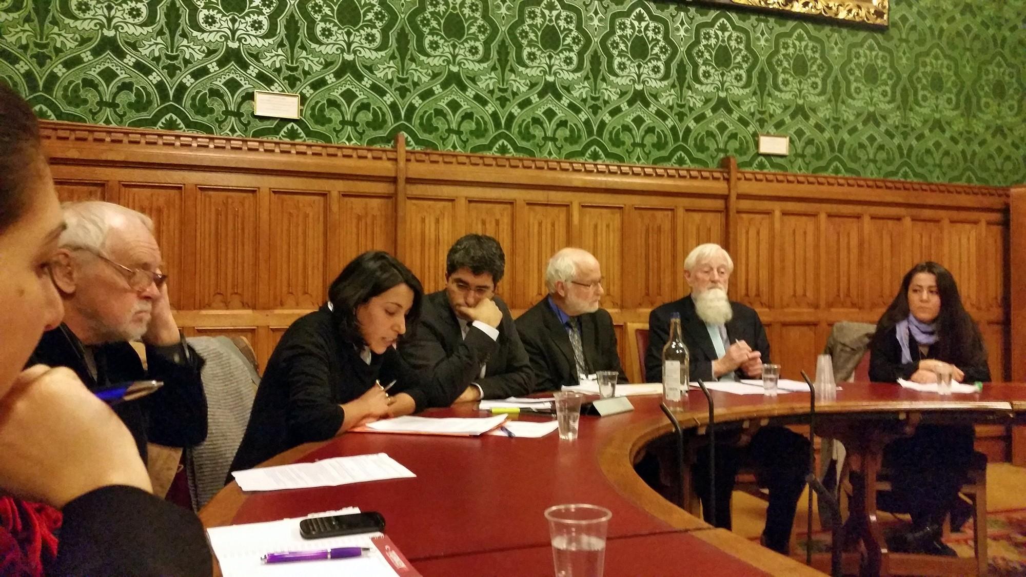 Parlamento'da Yeni Ortadoğu Ve Kürtler Tartışıldı