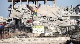 Tarihi Direnişin Ardından Yıkık Kent Kobane (FOTO GALERI)