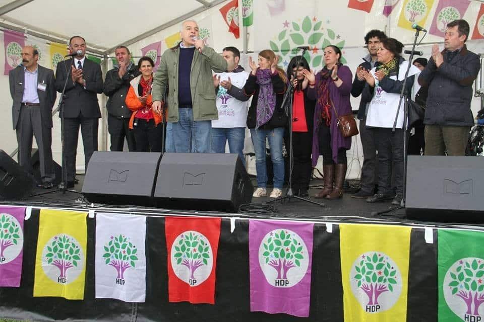 HDP Britanya Seçim Koordinasyonu Seçimlere Kadar Seferberlik Ruhuyla Çalışmaya Devam Edecek