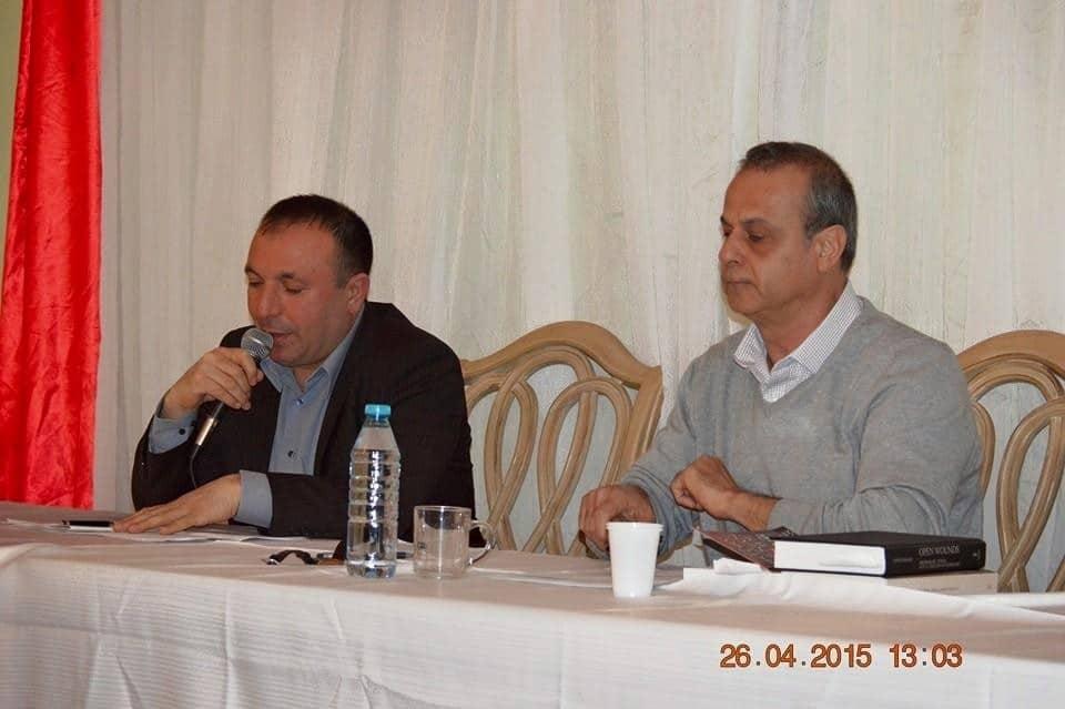 Kırkısraklılar Derneğinde  Ermeni Soykırımı Paneli