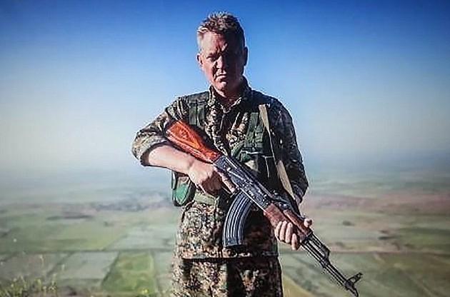 Hollywood Sahnelerinden YPG Saflarına