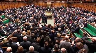 İngiliz Parlamentosu Yeni Dönem Çalışmalarına Başladı