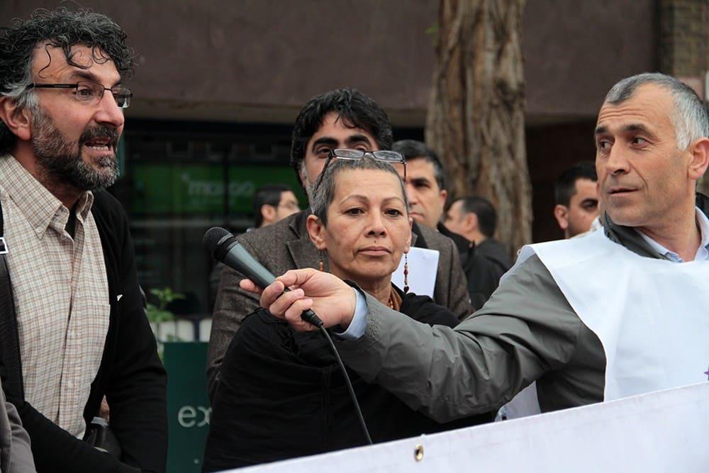 Londra'daki Sanatçı, Gazeteci, Yazar ve Akademisyenlerden HDP'ye Destek 1