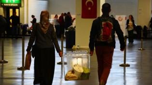 Londra'da Oy Verme İşlemi Tamamlandı: Kaç Kişi Oy Kullandı?