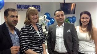 Morgan Has Avukatlık Firması Enfield'te Yeni Şubesini Açtı