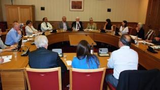 Britanya Parlamentosunda Rojava Konulu Yuvarlak Masa Toplantısı