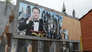 Efsane Sanatçı Banksy'den Yeni Sergi