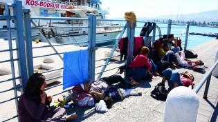 Göçmen Krizi Değil İnsanlık Krizi
