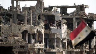 Suriye İç Savaşının 4 Yıllık Ağır Bilançosu