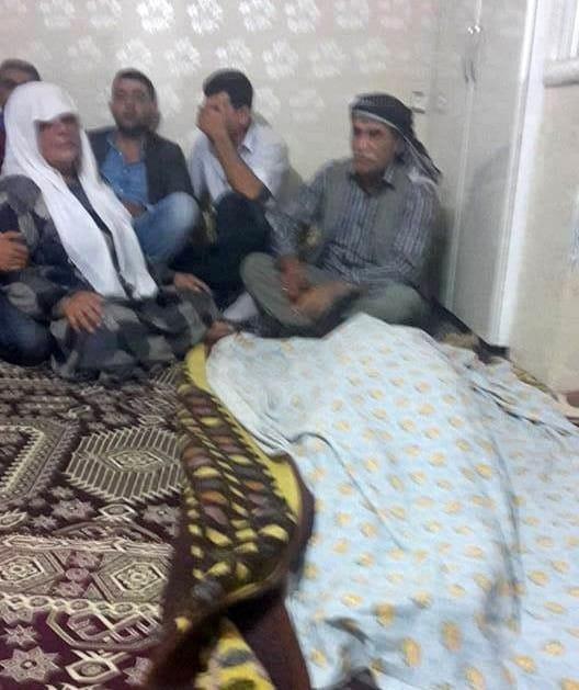 Devlet Cizre'de Katletmeye Devam Ediyor: 13 Yaşındaki Cemile de Polisler Tarafından Katledildi