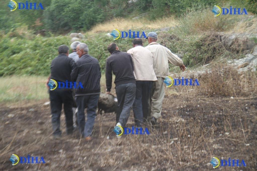 DİHA Davutoğlu'nun Büyük Yalanını Görüntülerle Boşa Çıkardı 2