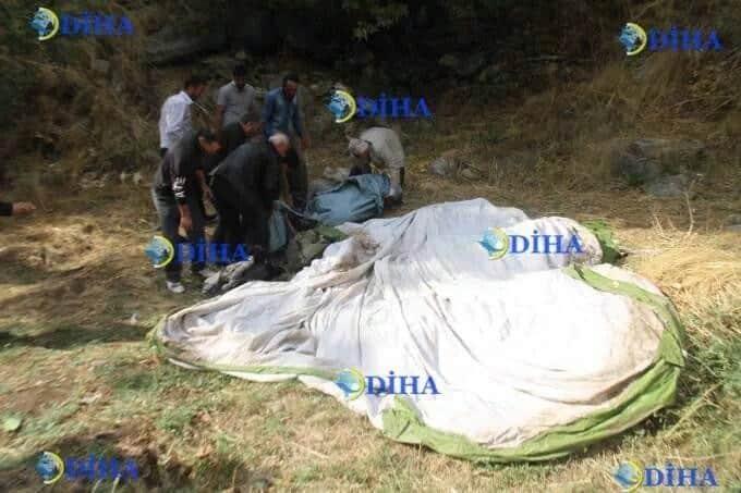 DİHA Davutoğlu'nun Büyük Yalanını Görüntülerle Boşa Çıkardı 3