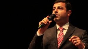 HDP Eş Genel Başkanı Demirtaş Britanya Parlamentosunda Konuşacak