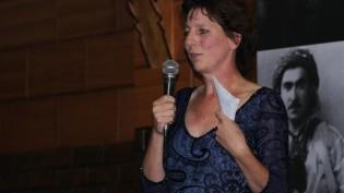 Türkiye'den Sınırdışı Edilen Hollandalı Gazateci Frederike Geerdink KCC'de Konuştu