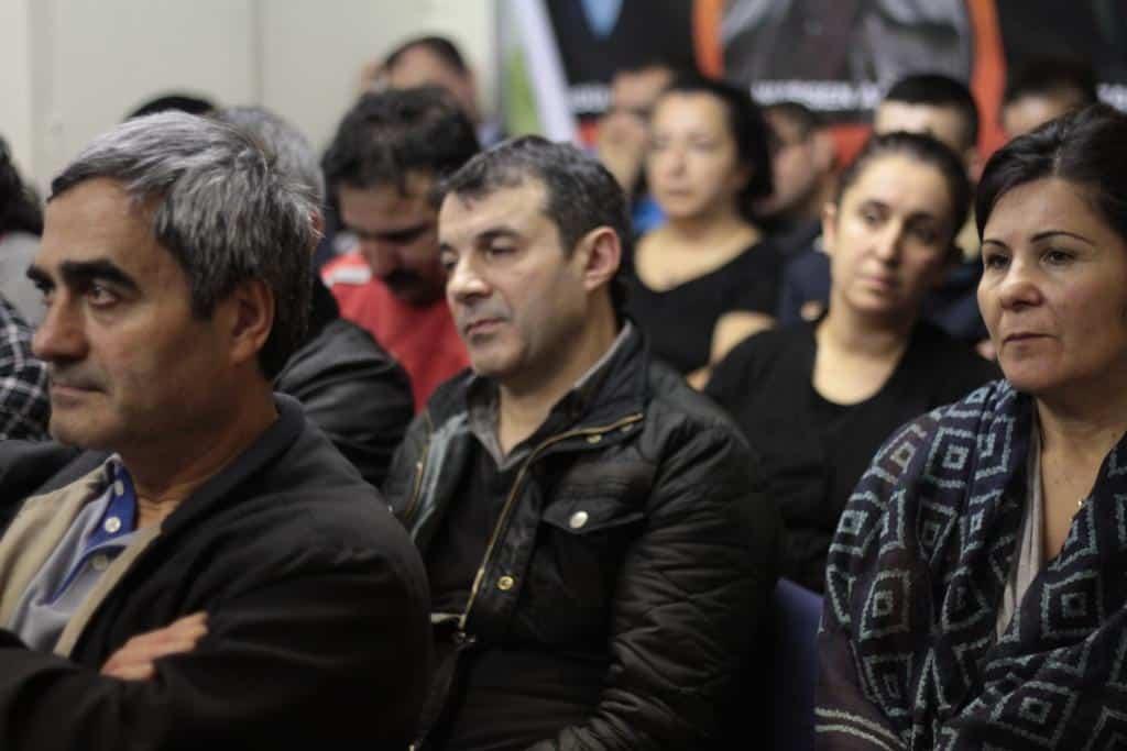 Londra Partizan, Şahverdi şehitlerini andı 1
