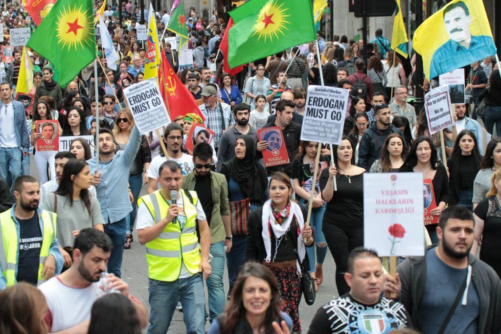 2015`te Londra`daki eylem ve etkinlikler (foto galeri) 2