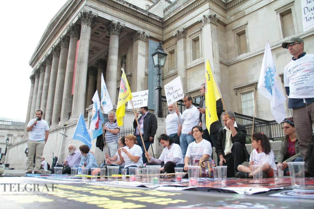 2015`te Londra`daki eylem ve etkinlikler (foto galeri) 3