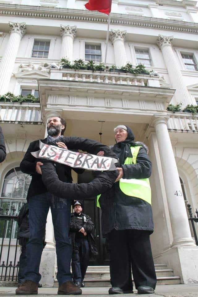 2015`te Londra`daki eylem ve etkinlikler (foto galeri) 5