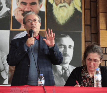 Araştırmacı yazar Aziz Tunç