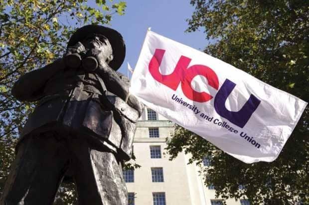 Britanya'nın 110,000 Üyeli Yüksek Öğretim Sendikasından Çağrı: Şiddeti Sonlandırın!