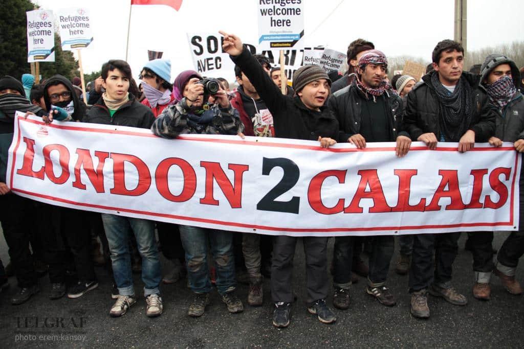 Calais'in Avrupa'da Sesi Duyuldu