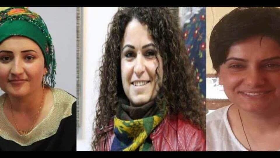 Paris katliamı yıldönümünde Türk devleti yine 3 Kürt kadın siyasetçiyi katletti