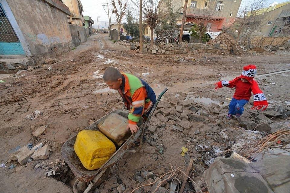 Selmet Güler'in objektifinden, Silopi'de 36 Günden Arta Kalanlar 1
