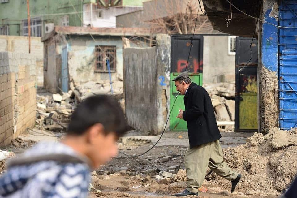 Selmet Güler'in objektifinden, Silopi'de 36 Günden Arta Kalanlar 3