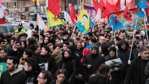 Londra'da Türk devleti protesto edildi (FOTO-VİDEO GALERİ)