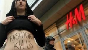 Giydiklerinizi Suriyeli çocuk Mülteciler Üretiyor!