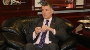 İngiliz Büyükelçi: PKK ile Mücadelede, İngiltere, Türkiye'nin Avrupa'daki en büyük destekçisi