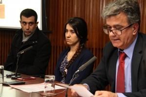Nadia Murad Sendikalar Kongresi'nde konuştu 1