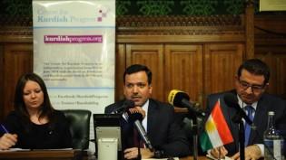 Parlamentoda 'Ortadoğu'da Demokrasi Mücadelesi ve Daiş'e karşı savaş' Toplantısı