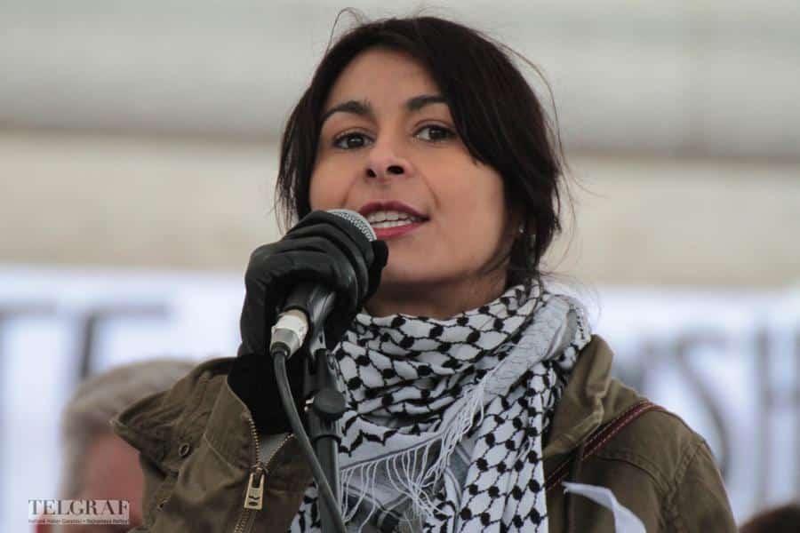 Londra'da Binler Kürdistan İçin Yürüdü