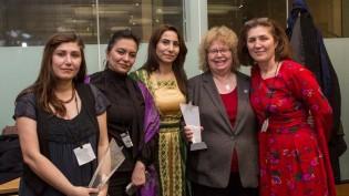 Britanya Parlamentosunda Newroz Resepsiyonu