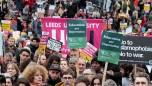 Londra'da binler 'mültecilere kapıları açın' dedi – Foto Galeri