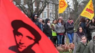 Londra'da Newroz Ateşi – Foto Galeri