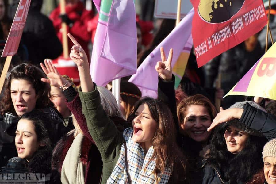 million women rise london 27