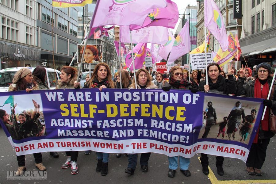 million women rise london 6