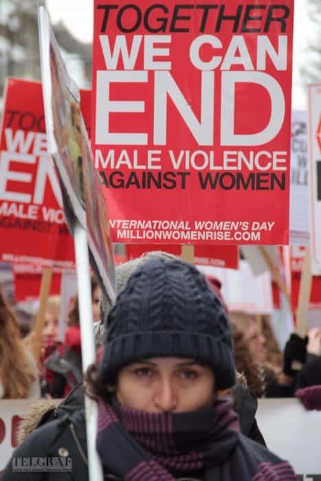 million women rise london 9