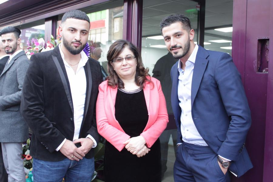Mehmet Çetin, Av. Serpil Ersan & Serhat Can