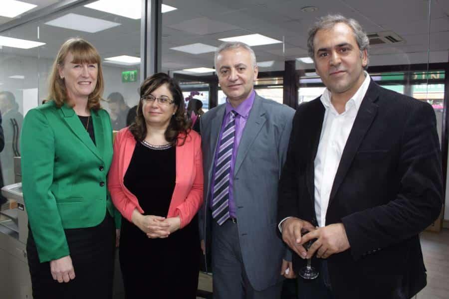 Ersan & Co ve AVA Sigorta Ortaklığında Edmonton Şubesi Açıldı 1