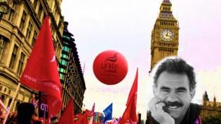 İngiltere'nin En Büyük Sendikalarından Öcalan İçin Tarihi Adım