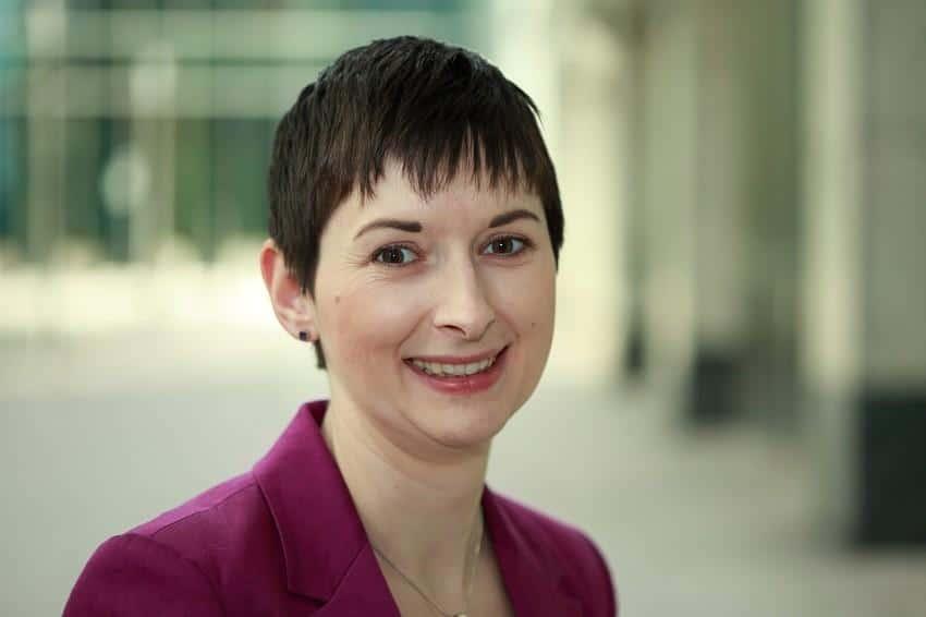 Liberal Demokrat Parti adayı Caroline Pidgeon