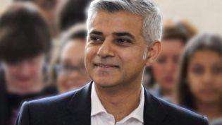 Sadiq Khan Londra Büyükşehir Belediye Başkanı Seçildi