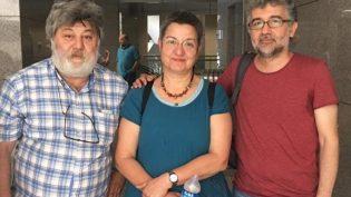 Fincancı, Nesin ve Öderoğlu Tutuklandı